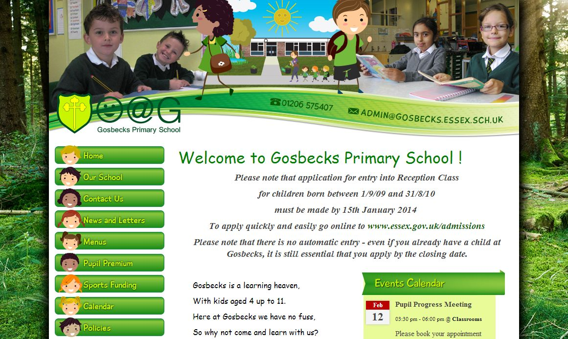 bressay primary school website